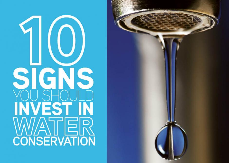 Why Should You Invest in Water Conservation?