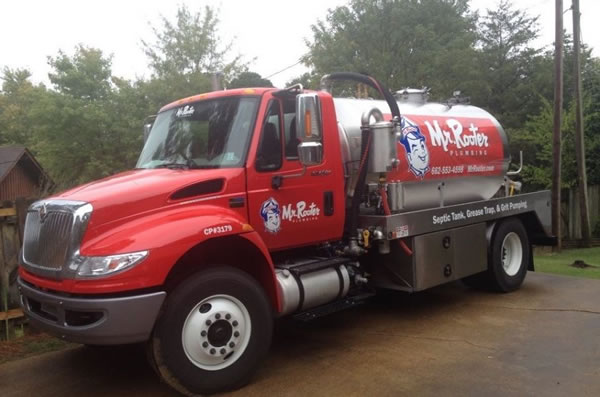 Septic Tank Pumping in Chamblee