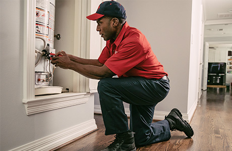 Water Heater Repair in Milton