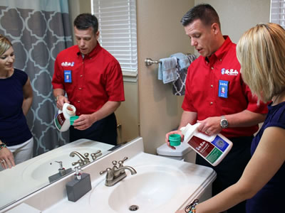 Drain Cleaning in Johns Creek